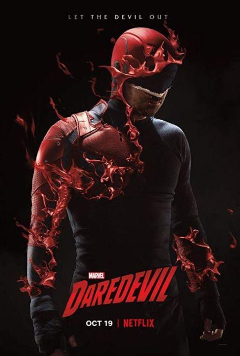 television posters, marvel's daredevil, daredevil,