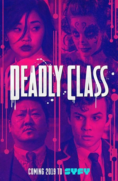 deadly class, syfy network