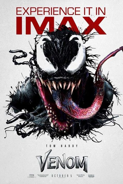 movie posters, venom