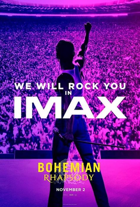 20th century fox, movie posters, bohemian rhapsody