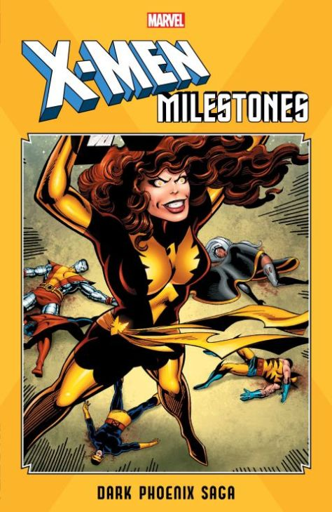 marvel comics, marvel comics books, x-men milestones