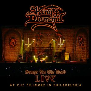 """Sleepless Nights"" (Live At The Fillmore) (Single) by King Diamond"