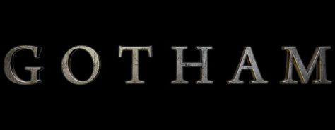 gotham series logo
