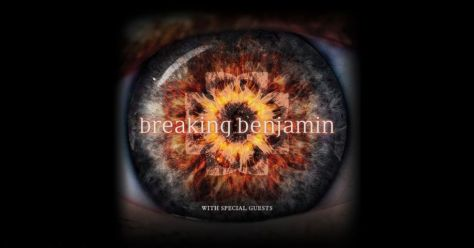 tour posters, breaking benjamin tour posters, breaking benjamin