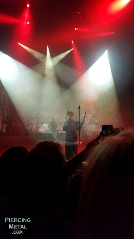 ghost, ghost concert photos, the band ghost, cardinal copia