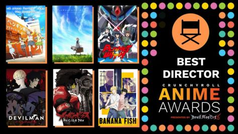 crunchyroll, anime awards, anime awards 2018, crunchyroll anime awards, crunchyroll anime awards 2018
