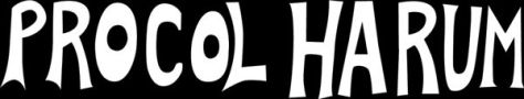 procol harum logo