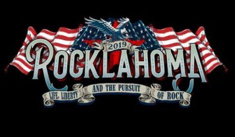 rocklahoma 2019 logo, rocklahoma