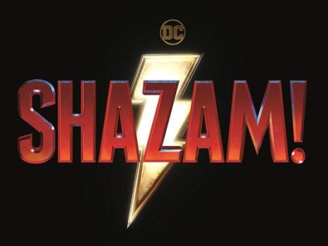 shazam film logo clean