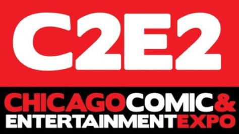 c2e2 logo, chicago comic and entertainment expo