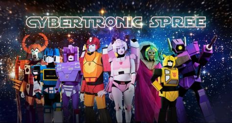 cybertronic spree