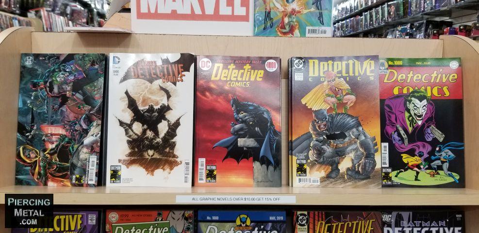 On Shelves: