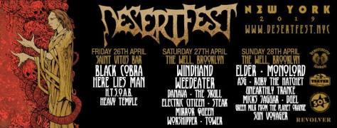desertfest nyc 2019