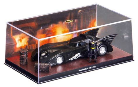 eaglemoss collections, hero collector, batmobile cutaways, batman collectibles