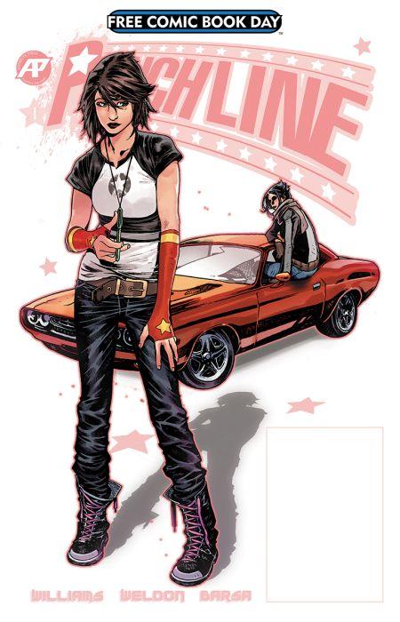 comic book covers, free comic book day 2019, free comic book day