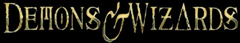 demons and wizards logo