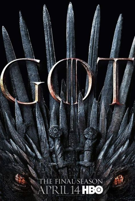 television posters, promotional posters, hbo original series, game of thrones, game of thrones posters