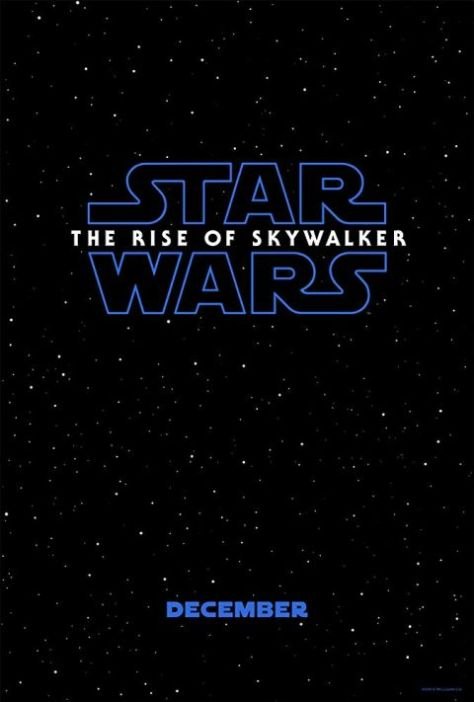 movie posters, promotional posters, star wars, star wars the rise of skywalker, walt disney studios motion pictures, lucasfilm