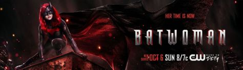 television posters, promotional posters, the cw network, batwoman, warner brothers television