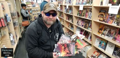 free comic book day, fcbd, photos from free comic book day 2019