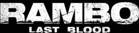 rambo last blood logo