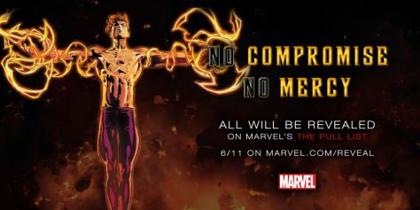 marvel comics, marvel entertainment, no compromise no mercy