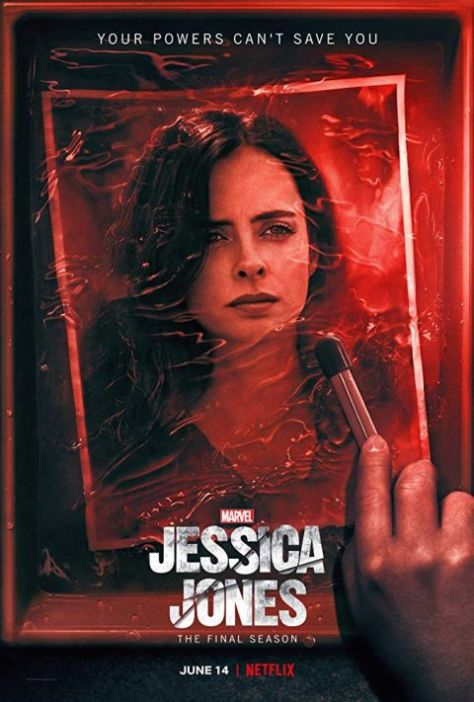 television posters, promotional posters, marvel television, netflix, jessica jones