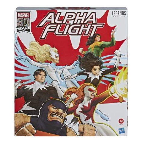 hasbro, marvel legends series, marvel legends series action figures, marvel legends alpha flight