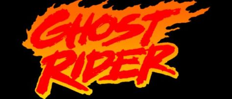 ghost rider comics logo