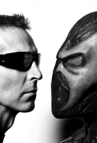 todd mcfarlane and spawn photo