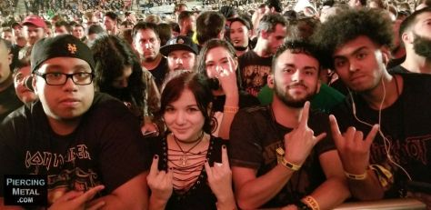 audience photos, fan photos, slipknot knotfest, slipknot fans