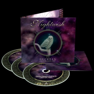 nightwish, nightwish albums, nuclear blast records artists