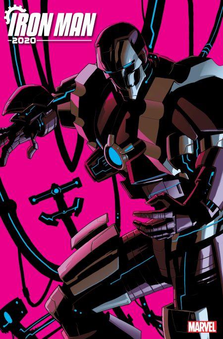 comic book covers, marvel comics, marvel entertainment, iron man 2020