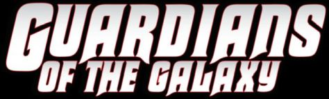 guardians of the galaxy comics logo