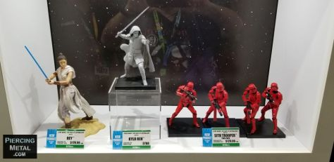 kotobukiya, new york comic con 2019, nycc 2019, photos from new york comic con 2019, reedpop special events