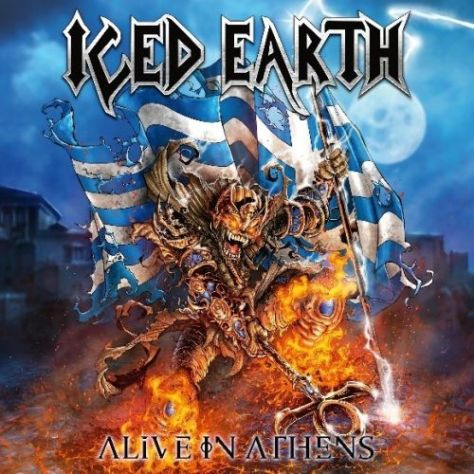 album covers, iced earth, iced earth album covers, century media records artists