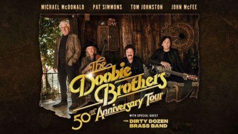 tour posters, doobie brothers, doobie brothers tour posters