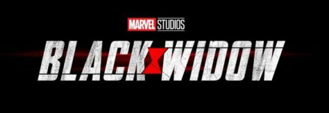 black widow film logo