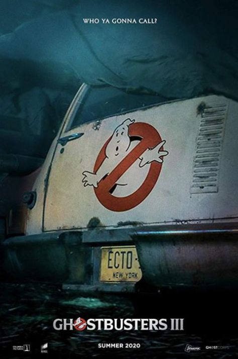 movie posters, promotional posters, sony pictures, ghostbusters: afterlife