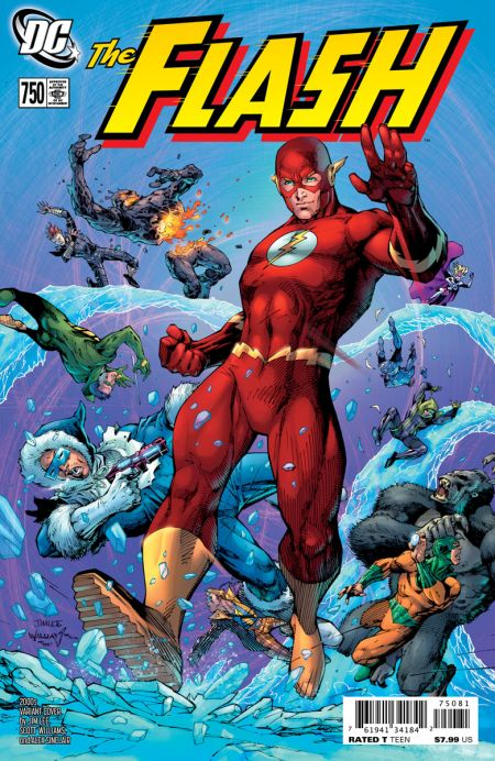 comic book covers, dc comics, dc entertainment, the flash