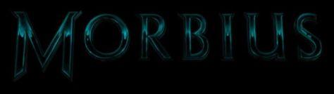 morbius film logo