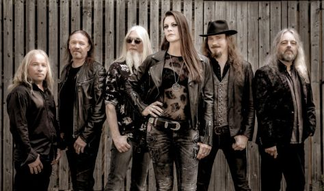 band photos, nightwish, nightwish band photo, nuclear blast records artists