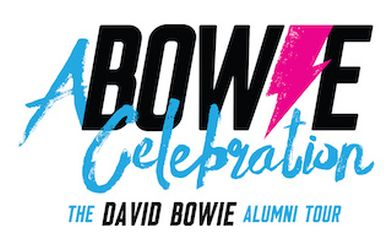 a bowie celebration logo