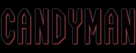 candyman film logo