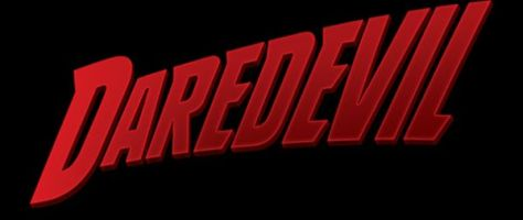 daredevil comics logo, marvel comics, marvel entertainment
