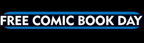 free comic book day logo - across