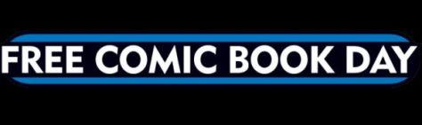 free comic book day logo - across
