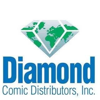 diamond comic distributors logo