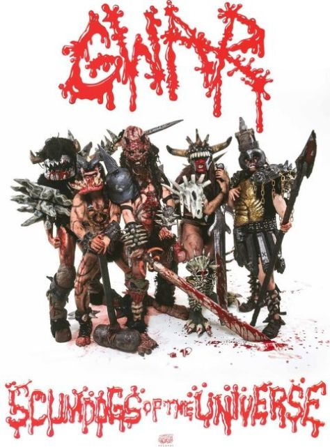 gwar, metal blade records artists
