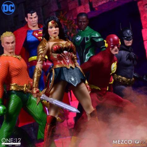 mezco toyz, one 12 collective, mezco toyz one 12 collective, mezco toyz action figures
